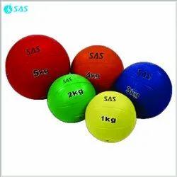 SAS Rubber Medicine Ball 1 kg