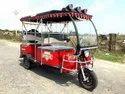 GEM Battery Operated Electric E-Rickshaw