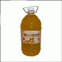 Lowers Cholesterol Wooden Magick Premium Groundnut Oil (cold Pressed) 5 L, For Cooking