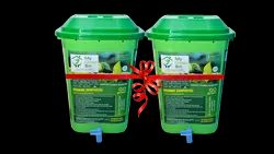 Green Wet Waste  Composting Bin 25 Lit