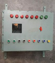 Flameproof & Explosion proof Control Panel
