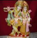 Marble Radha Krishna Idol