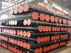 Round Prime Mild Steel Seamless Pipe