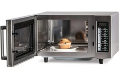 Menumaster Stainless Steel Commercial Microwave Oven, Capacity: 25 Liters