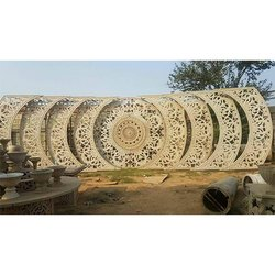 FRP Decorative Carved Wall