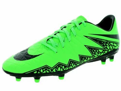 cf2f982e2 Nike Men Fluorescent Green Hypervenom Phelon FG Sports Shoes - Tonga ...