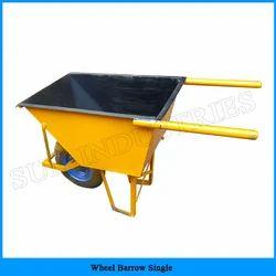Single Wheel Material Handling Trolley
