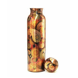 700ml Copper Water Bottle