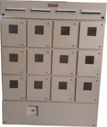 Three Phase Meter Panel Board