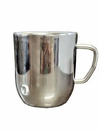 Double Wall 90 Mm Cute Coffee Mug