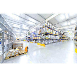 Big Warehouse Temperature Mapping Service