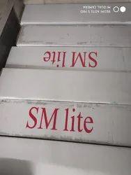 S M Lite Black Matt / Glossy Vinyl, Packaging Type: Roll, for Industrial