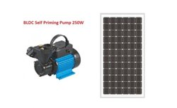 Solar BLDC Self Prime Pump