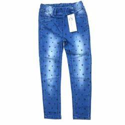 Denim Casual Wear Kids Jeans