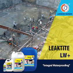 Chemical Water Proofing Services