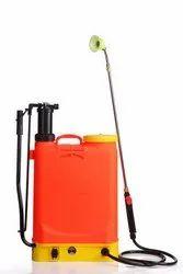 2 in 1 Battery / Manual Sprayer 16-18 ltr Tank