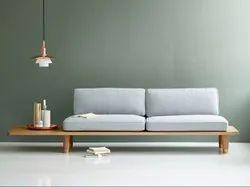 Pine Wooden Sofa, Size: Modern