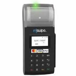 USB/RS232 Mswipe Plastic Card Swipe Machine