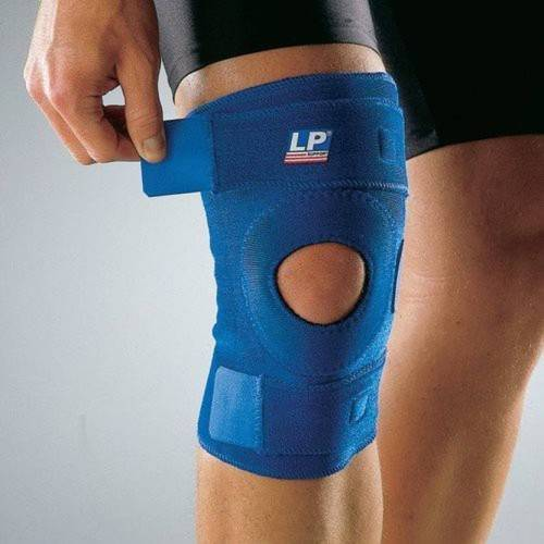 98850708e4 LP 758 Open Patella Knee Support, घुटना और लंबर ...