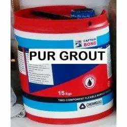 PUR Grout 2011