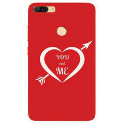 Heart Printed Micromax Mobile Back Cover