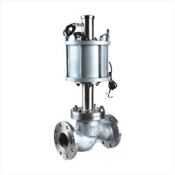 Pneumatic Actuated Global Valve