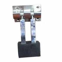 Brass Door Stopper, Packaging Type: Box