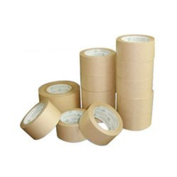 Brown Self Adhesive Tapes, For Packaging, Industrial, Thickness: 38 - 50 Micron