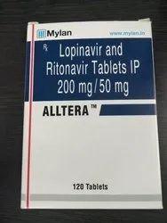 Alltera -lopinavir Ritonavir