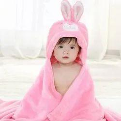 Little Cubs Baby Hooded Bath Towel