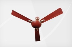 New Super Delux Brown Ceiling Fan