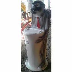 Monkey FRP Dustbins
