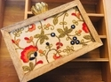 Wooden Box Clutches