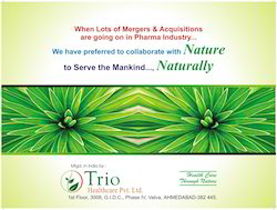 Third Party Manufacturing for Ayurvedic Medicines