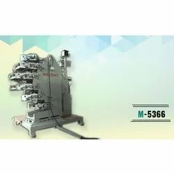 5366 Six Color Dry Offset Printing Machine