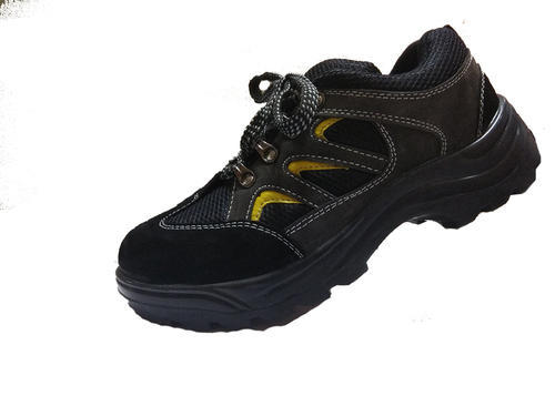 0314a2b18aa0 Suede Leather And Split Leather 10 And 9 9M Spider Safety Shoes