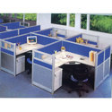 Cubicle Modular Workstation