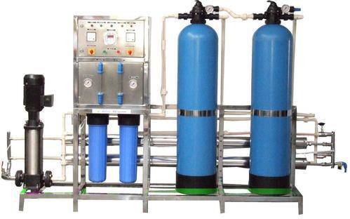 Pack Tech Stainless Steel RO Plant