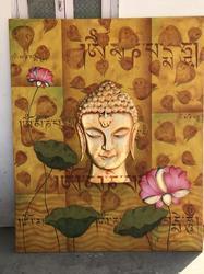 Buddha Natural Stones