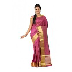 Saree Festival Raw Silk Indian Ethnic Traditional