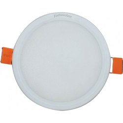 FortuneArrt Round LED EDGE Light 8W White