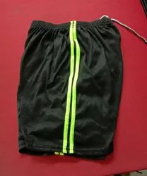 Short Black.white.dark white Kids Shorts, Medium