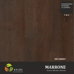 Marrone Engineered Wooden Flooring