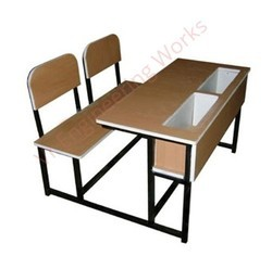 Dual College Desk