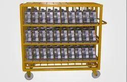 Fabpro Mild Steel Line Feed Trolley