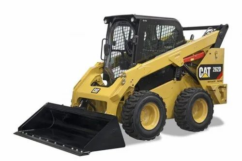 CAT 262D Skid Steer Loader, 3634 kg