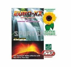 GKI Euro XX Table Tennis Rubber