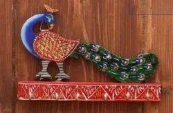 Handicrafted Wooden Key Hangers