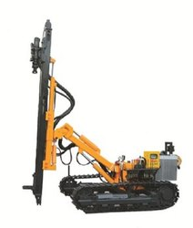 High Quality Mechanical Hydraulic Type Blast Hole Drilling Rig