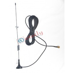 3G 6DBI Magnetic Antenna With 3 mt Cable